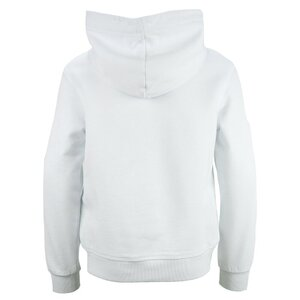 Dsquared hoody D25 Wit Relax Fit