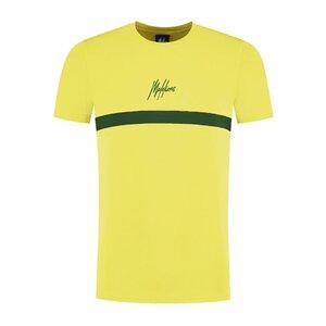 Malelions Junior Tonnie T-Shirt Yellow