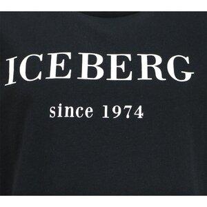 Iceberg Shirt Zwart 1103J