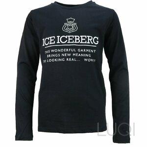 Iceberg Shirt LS Zwart
