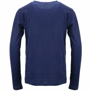 Iceberg Shirt LS Donkerblauw