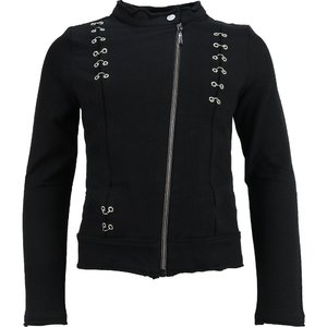 Liu Jo Black Sweat Jacket