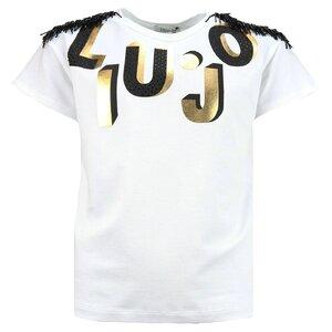 Liu Jo Shirt Wit GA1022