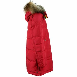 Parajumpers Long Bear Parka Rood