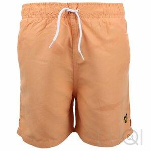 Lyle & Scott Swim Shorts Coral Orange