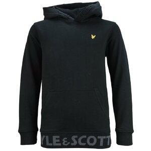 Lyle & Scott hoody Branded Black LSC0971