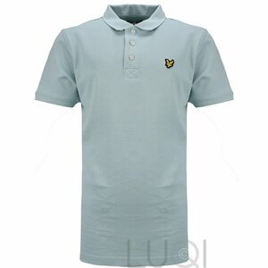 Lyle & Scott polo Blue Shore