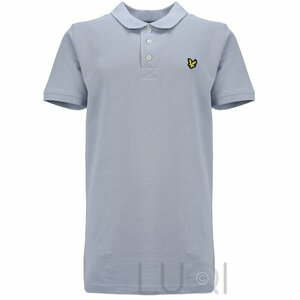 Lyle & Scott polo Cloud Blue