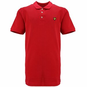 Lyle & Scott polo Tango Red