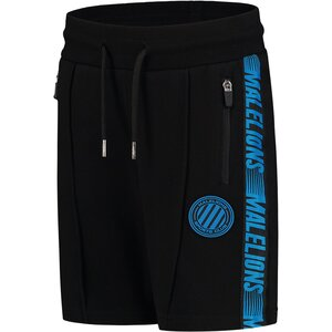 Malelions Junior Homekit short - Black/Blue