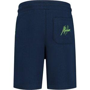 Malelions Junior Homekit short - Navy/green