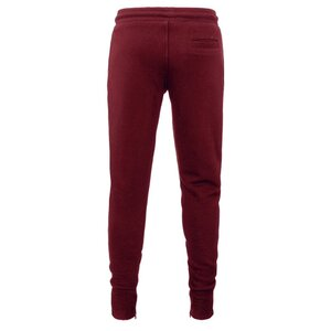 Malelions Trackpants Bordeaux