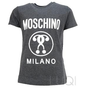 Moschino Shirt Grey White