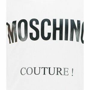 Moschino Shirt Wit Couture!