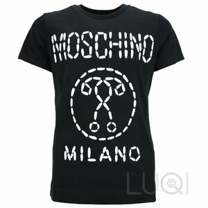 Moschino Shirt Zwart Wit