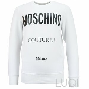 Moschino Sweater Wit Couture!