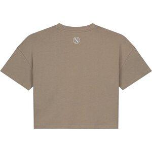 Nik & Nik Worlds Best Shirt Beige G8959