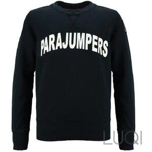 Parajumpers Caleb Sweater Black CF61-541