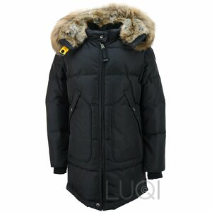 Parajumpers Long Bear Parka Zwart