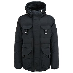 Peuterey Aiptek Jacket Black PKK1778