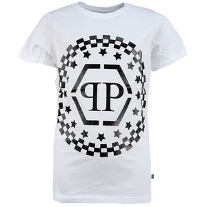 Philipp Plein T-shirt It's Over White