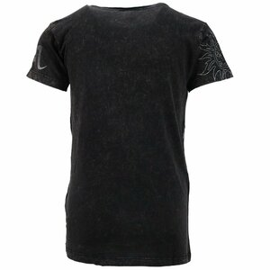 Replay Shirt Zwart met print