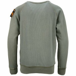 Replay Boys Sweater Grijsgroen