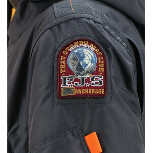 Parajumpers Boys Right Hand Donkergrijs