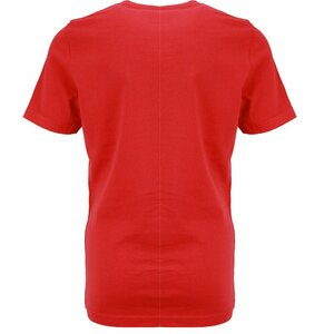 Dsquared2 Shirt Rood met witte Logoprint