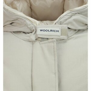Woolrich Girls Arctic Parka NF Off White