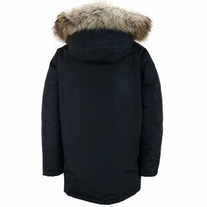 Woolrich Boys Arctic Parka Donkerblauw