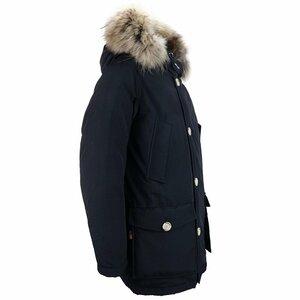 Woolrich Boys Arctic Parka HC Melton Blue