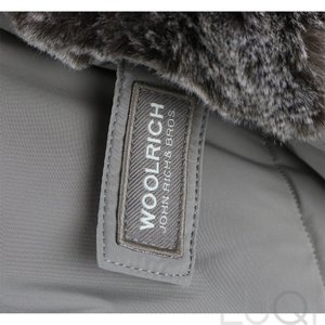 Woolrich Luxury Beaker Parka Warm Grey (Girls)