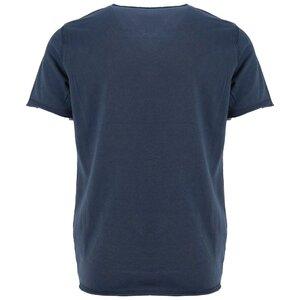 Zadig & Voltaire Shirt Donkerblauw X25259