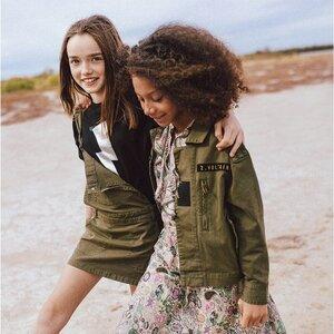 Zadig & Voltaire Jacket Khaki X16060