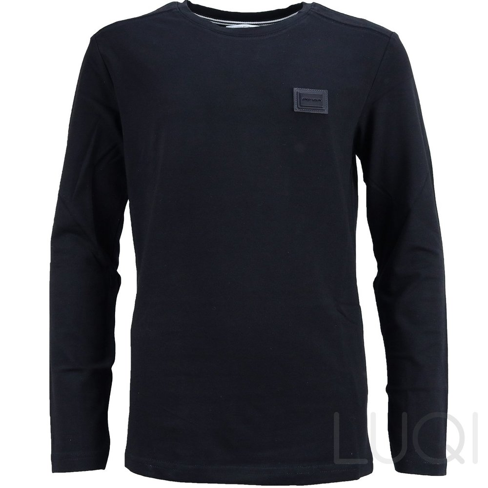 Antony Morato Basic Longsleeve Night Blue