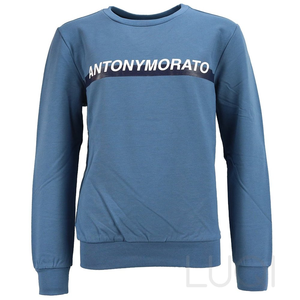 Antony Morato Sweater Blue Avio