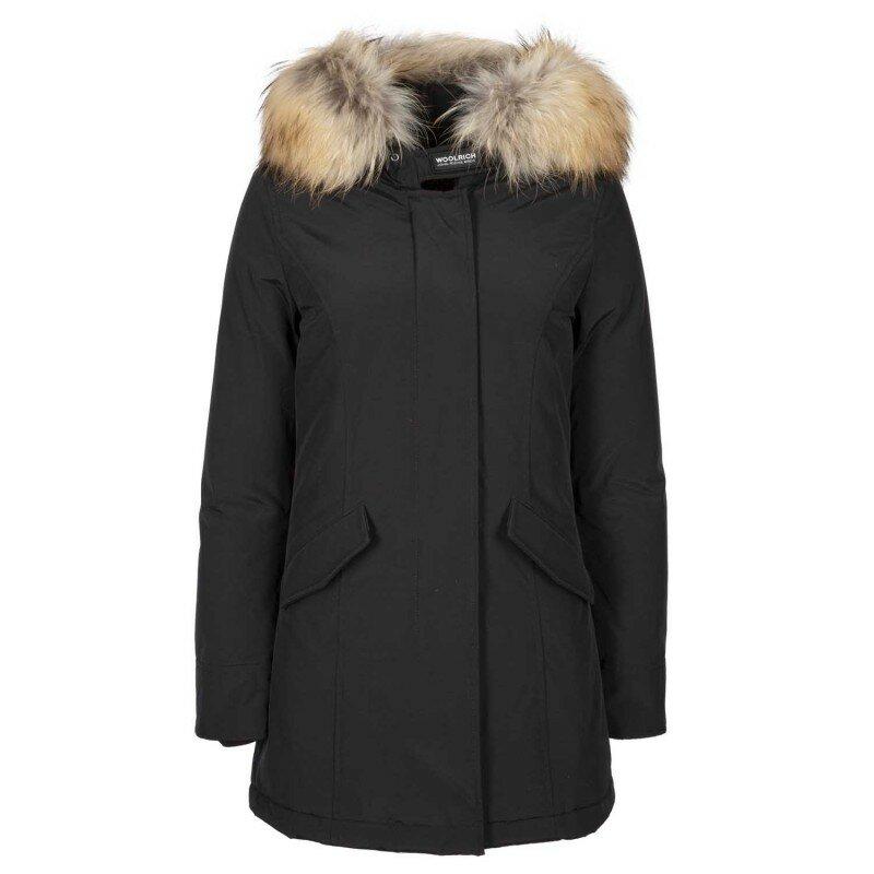 Woolrich Arctic Parka FR Black Women