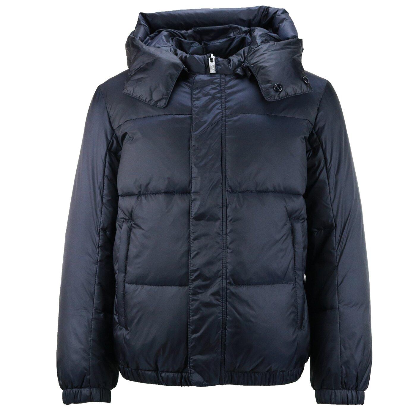 Armani Winter Jacket Navy