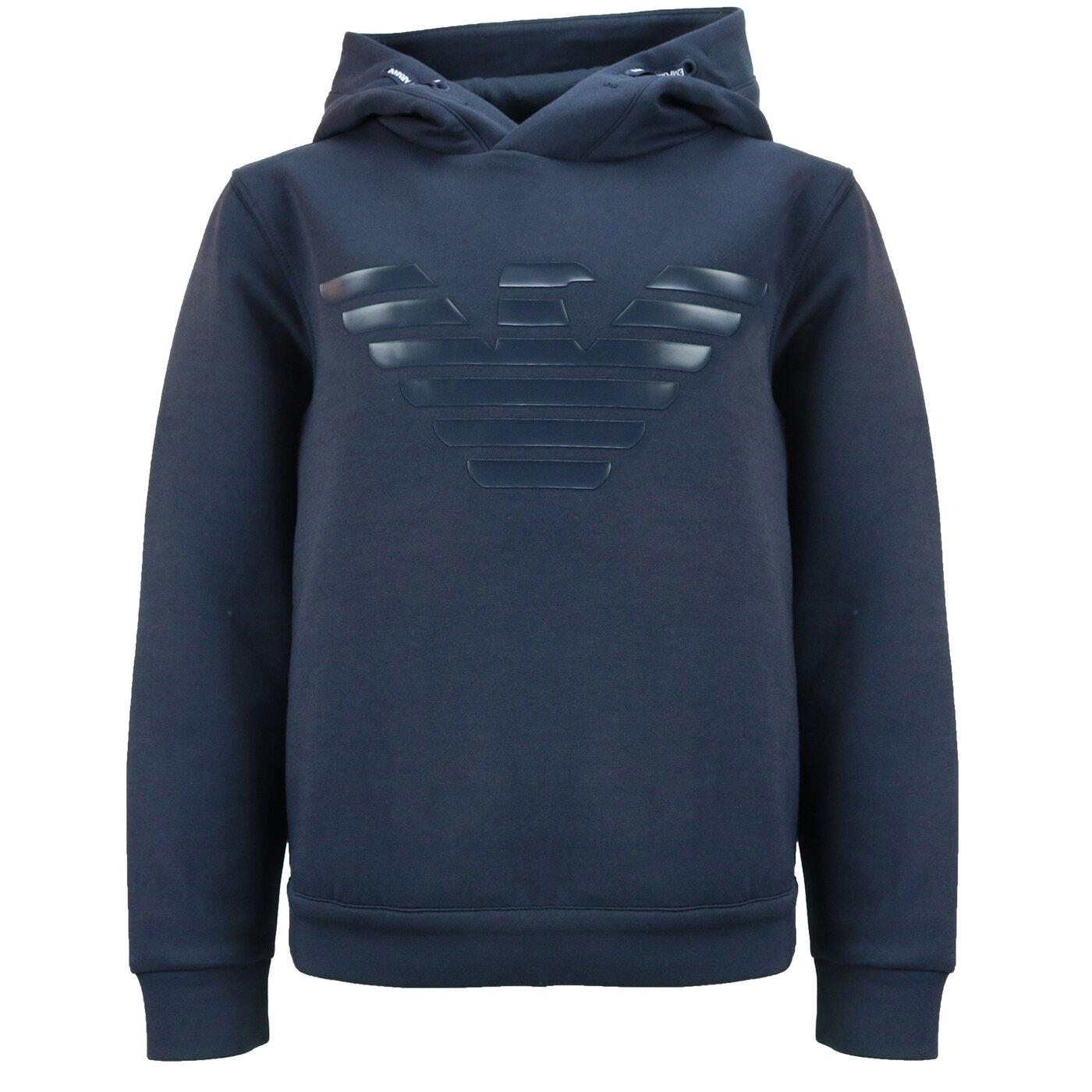 Emporio Armani Sweater Dark Blue