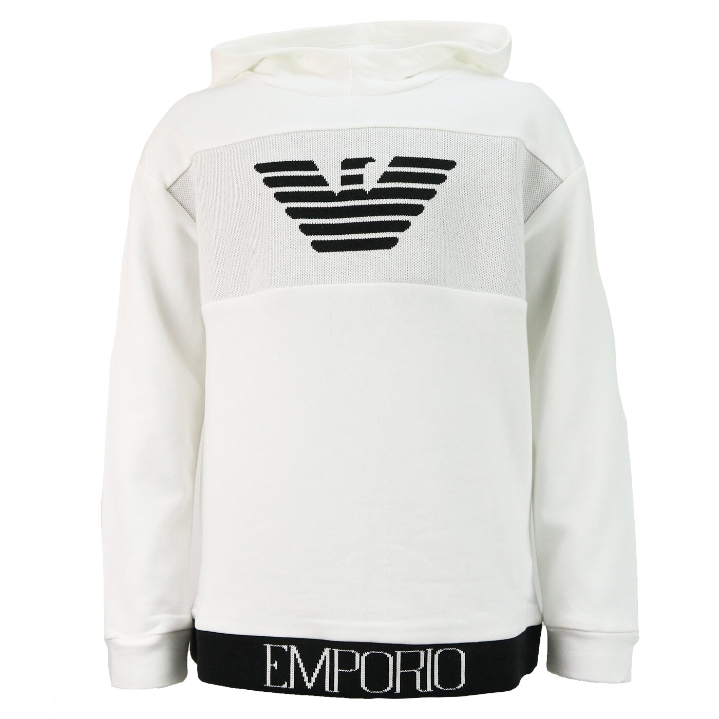Emporio Armani Sweater Off White