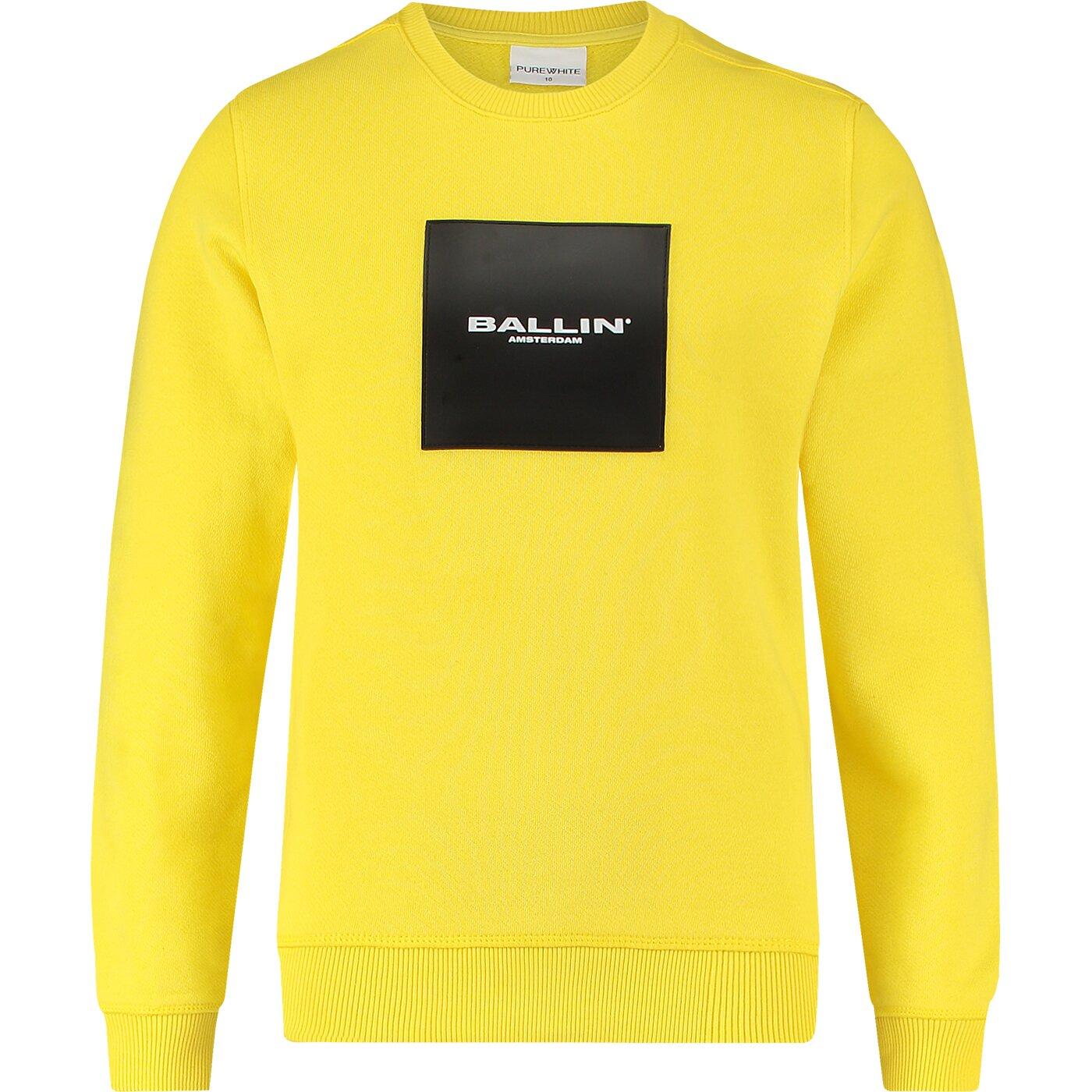 Ballin Logo Sweater Yellow 20037303