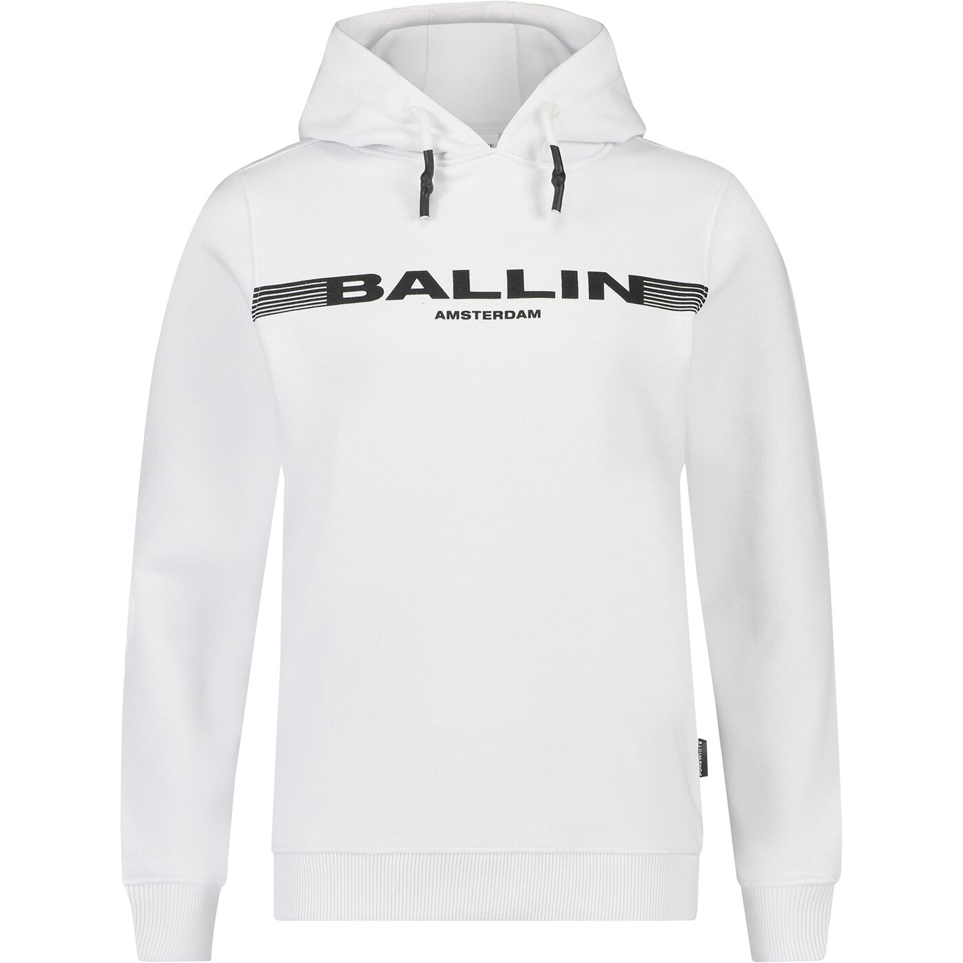 Ballin Hoodie Wit 21017309