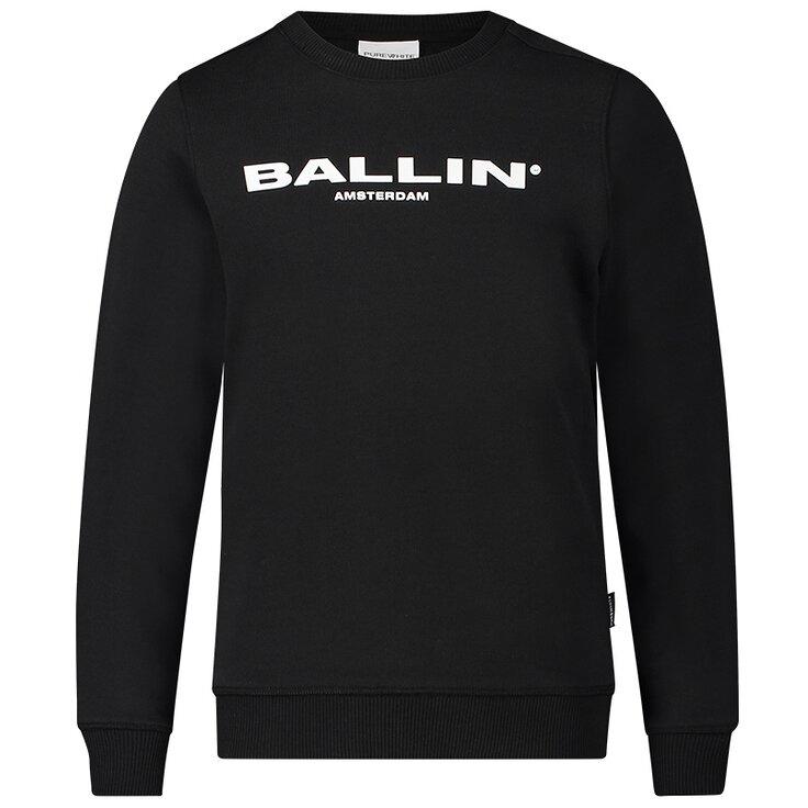 Ballin Original Logo Sweater zwart