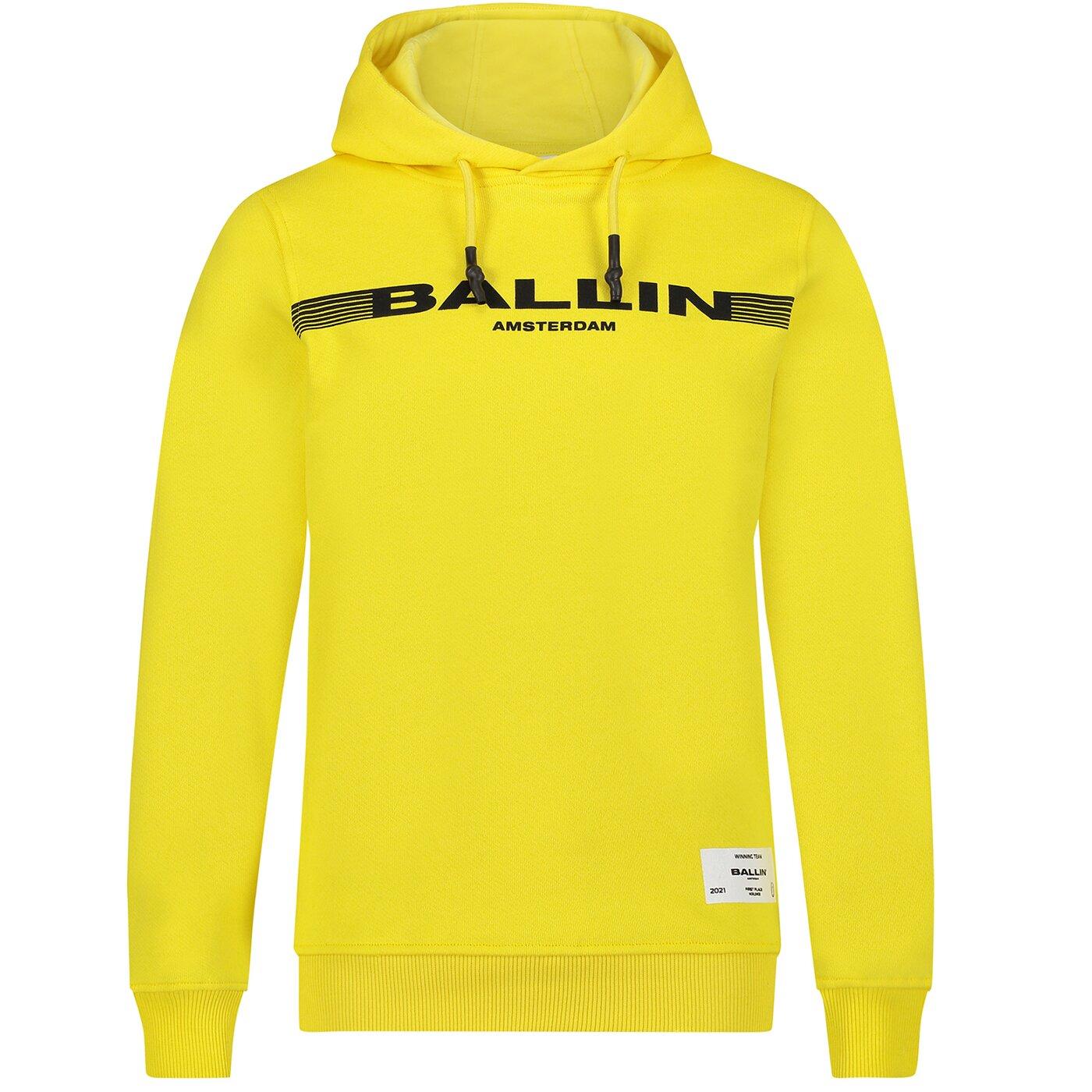 Ballin Hoodie geel 21037325