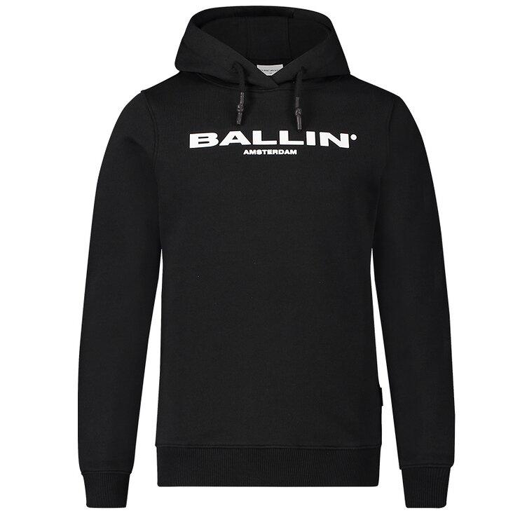 Ballin Original Logo Hoodie Zwart