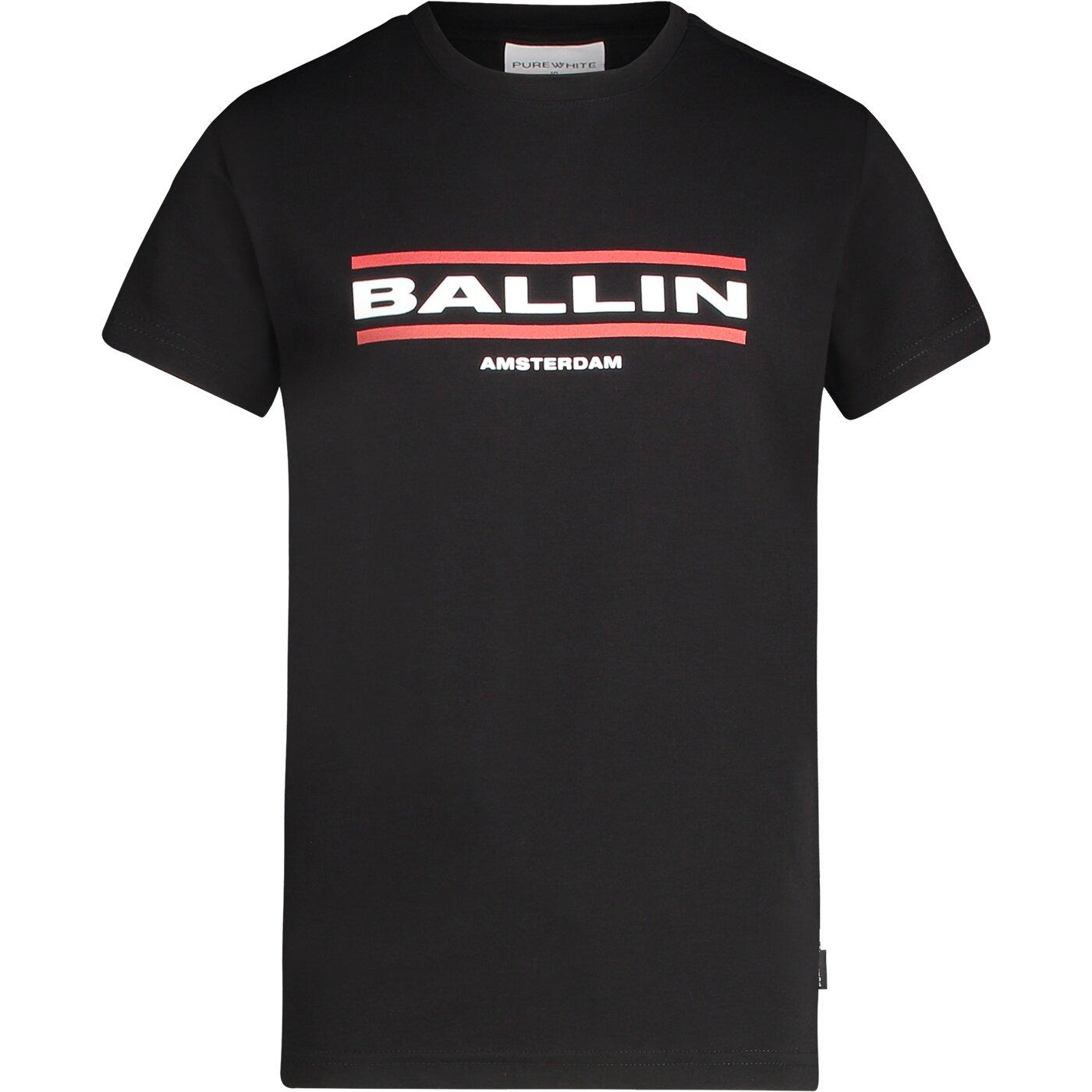 Ballin Shirt 21017105 Zwart
