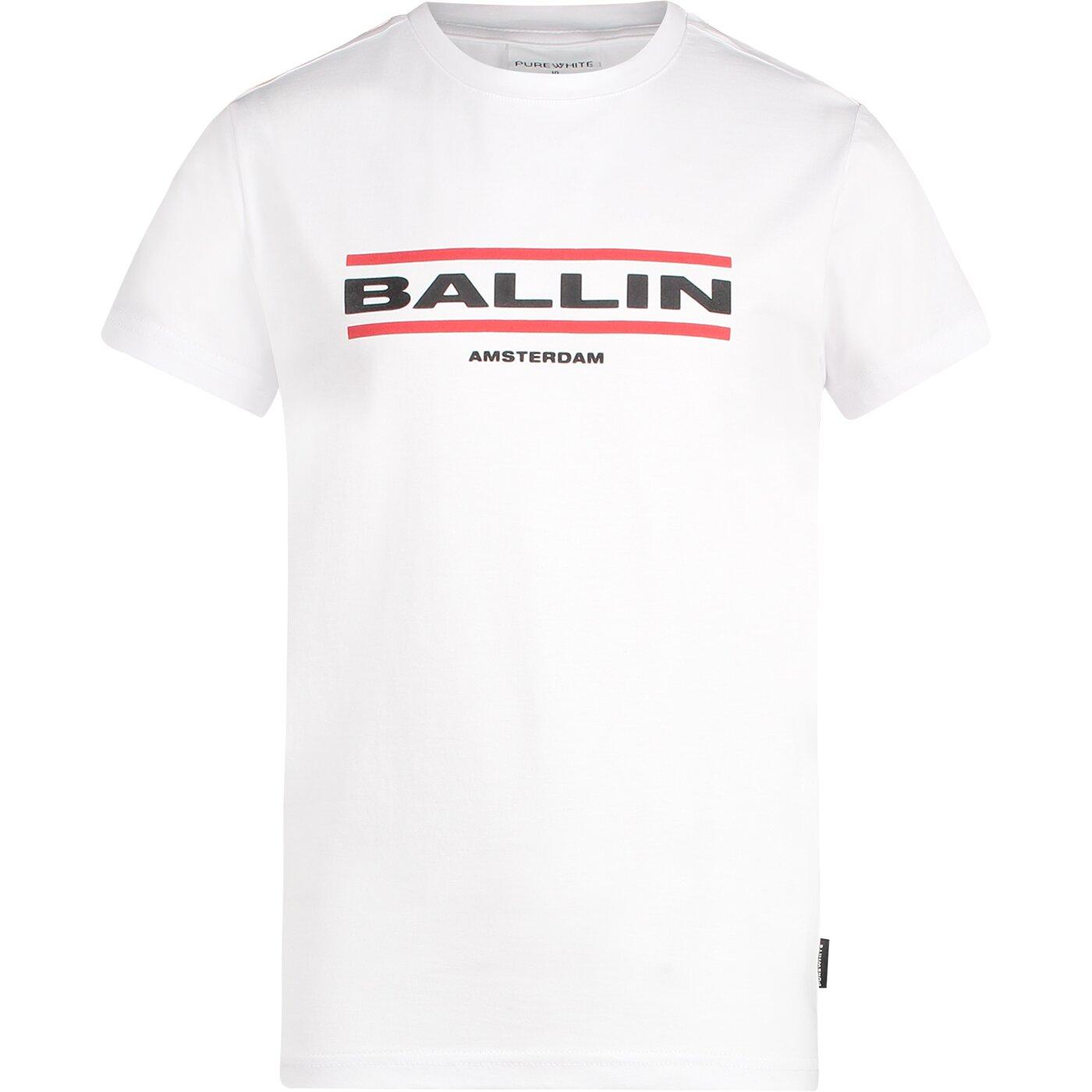 Ballin Shirt 21017105 Wit