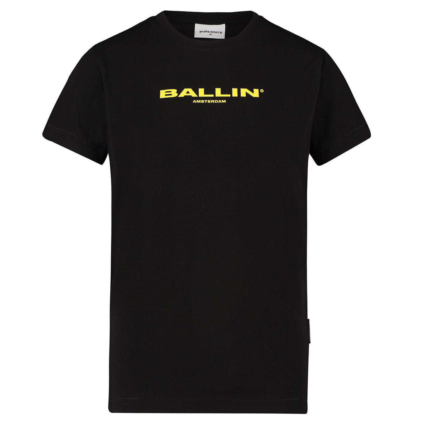 Ballin Shirt 21037123 zwart