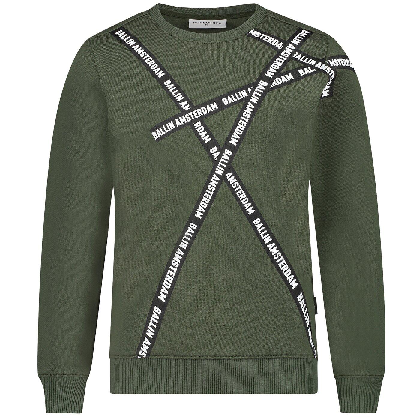 Ballin Sweater dark Army 21037331